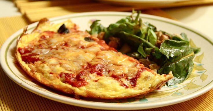 Itt a tökéletes reggeli: Hamis pizza fogyókúrázóknak | Femcafe