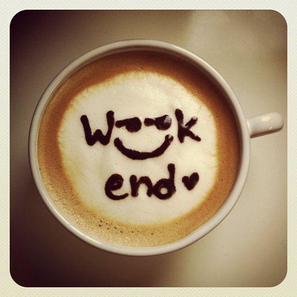 Happy week-end <3