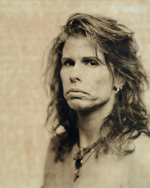 Steve Tyler - I finally get to see you live in JULY! whoop whoop!