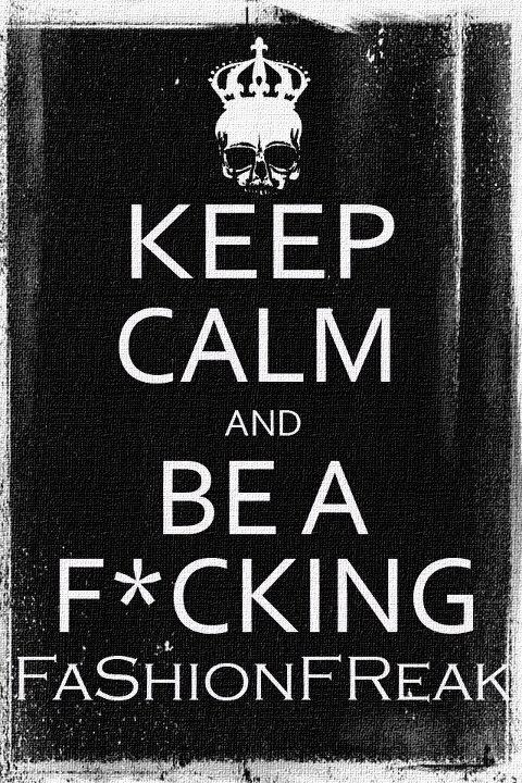 Keep Calm  by FaShionFReaks