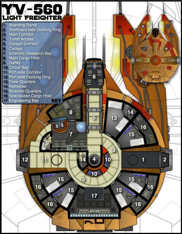 Deckplans Starship A Collection Of Ideas To Try About