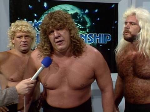 TV: Interview with The Fabulous Freebirds  NWA World