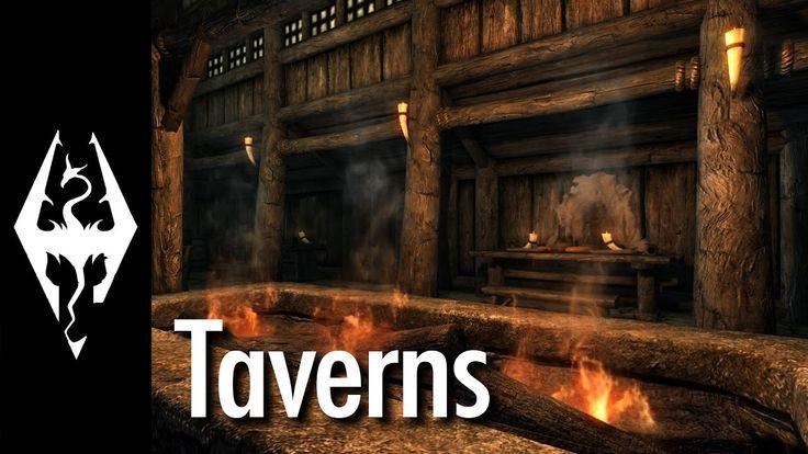 Skyrim - Music & Ambience - Taverns