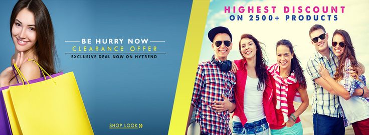 Clearance Sale | Buy different products online at HyTrend.com. Visit : http://hytrend.com/sale/clearance-sale.html