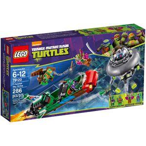 LEGO Ninja Turtles T-Rawket Sky Strike Play Set
