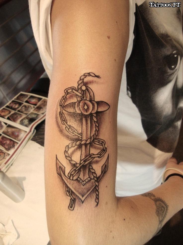 Mais de 1000 ideias sobre tatuagens de ncoras no for Table no 21 tattoo