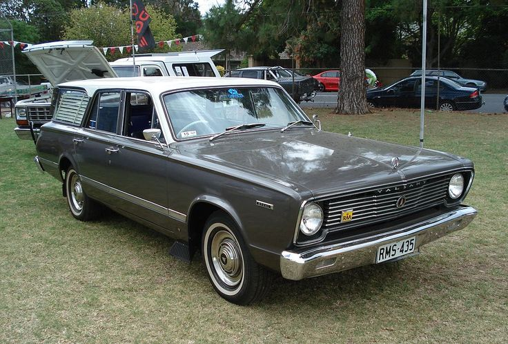 1966 Chrysler VC Valiant Regal Safari station wagon