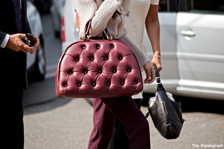 At Gucci Women's Streetstyle Couch Bag