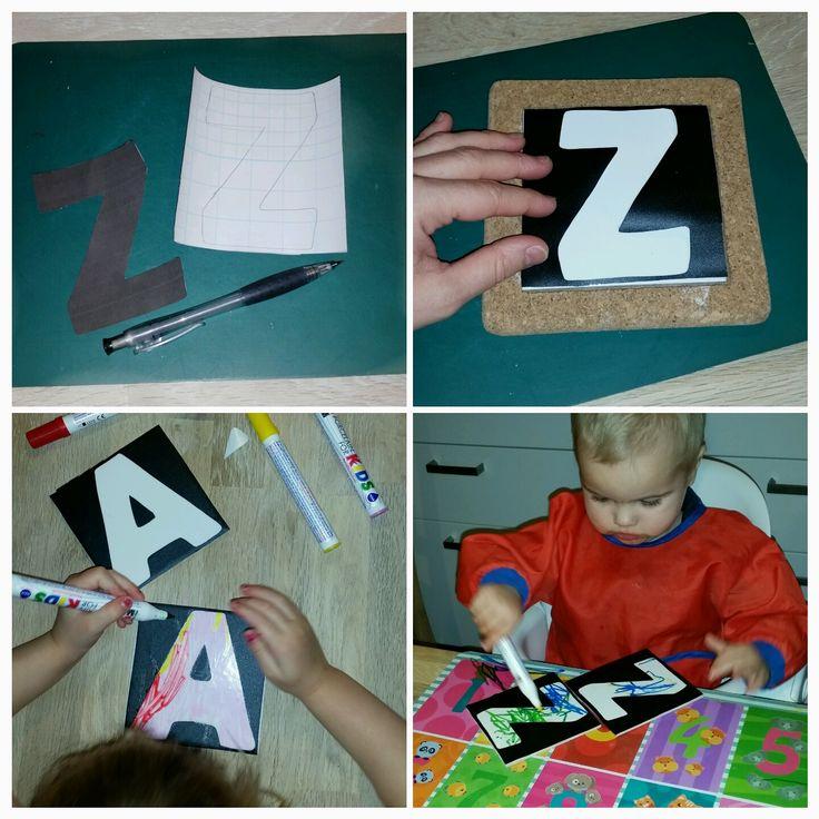 Herhjemme laver vi julegaver til bedsteforældrene fra børnene. Når mor godt kan lide at være kreativ, er det lidt sjovt når børnene gerne v...