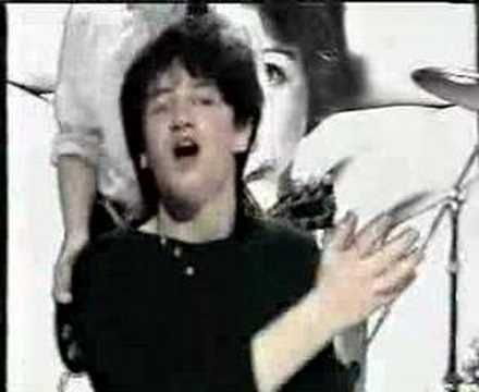 Ahh, the Boy Album.  Bono & crew's attempt at New Wave/Punk; then the Joshua Tree album....  Bono kinda looks like Nena in this video?!