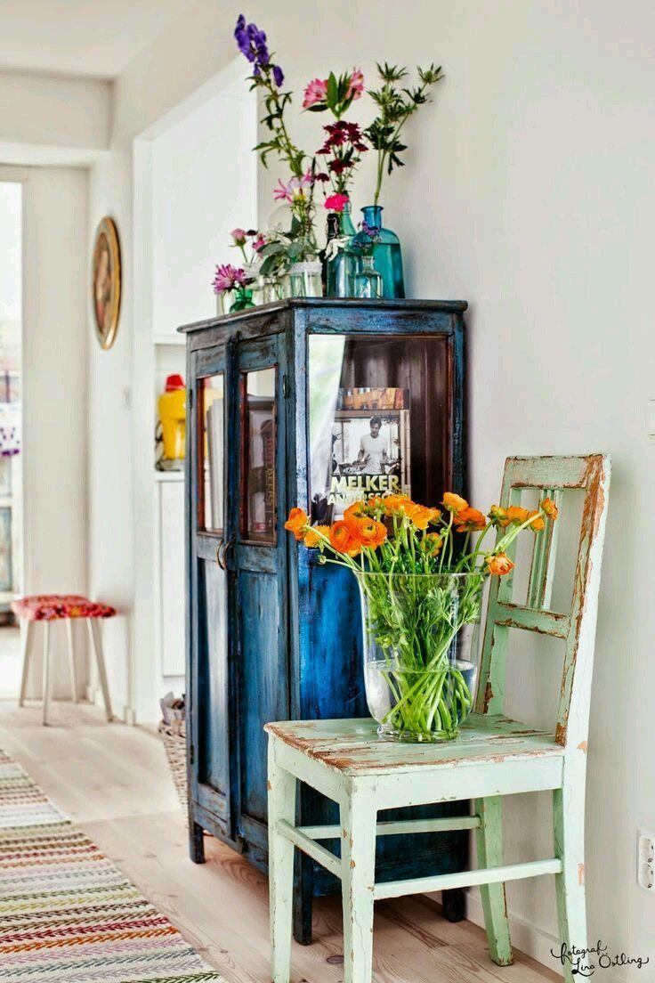 16 ideas de muebles con personalidad para el almacenaje en nuestra casa | Bohemian and Chic