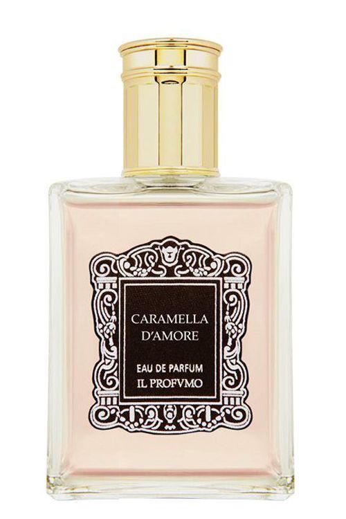 IL PROFVMO - Caramella  d' Amore - To słodki nektar, który odzwierciedla bliskość i intymność.Słodki, a jednocześnie zmysłowy i bardzo apetyczny zapach .