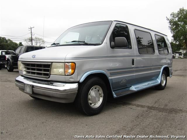 1994 Ford E 150 Econoline Custom Executive Conversion E Z Ride