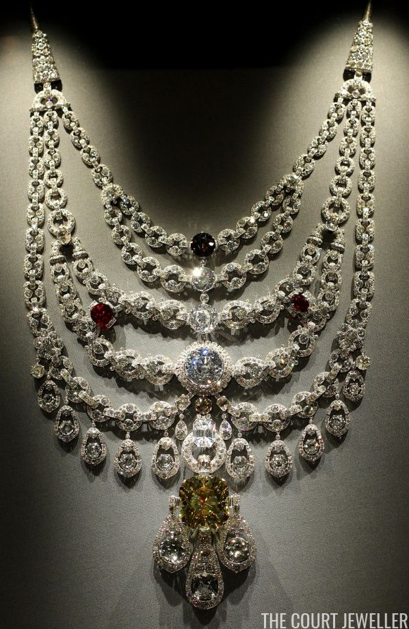 Jewels in Motion: The Patiala Necklace | The Court Jeweller