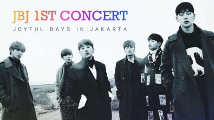 Susul WANNA ONE, JBJ Juga Bakal Datang ke Jakarta Lho, Yang Mau Nonton Konsernya Buruan Beli Tiket!