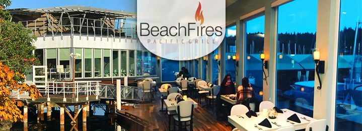 Save 50% on a $20 Voucher for Dinner @ BeachFires Pacific Grill on Nanaimo's Beautiful Waterfront! Enjoy one of Nanaimo's newest dining experiences; meticulous plating, superb staff and expansive windows offering beautiful harbour views!