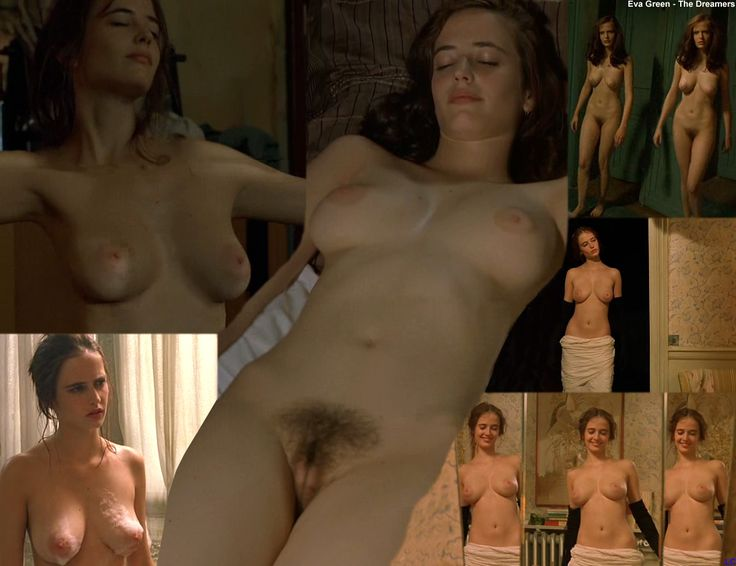 Eva green dark nude #4