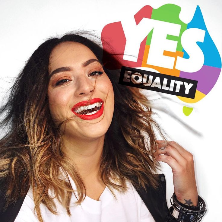 // Y E S. Y E S. Y E S ❤️ AUSTRALIA HAS VOTED & I AM SO SO SO SO PROUD TO BE AN AUSTRALIAN RIGHT NOW!!!!! Every single one of you that said YES to love!!!!! YOU made this happen!!!!. . Australia has spoken, now it is up to our Parliament to take action!!! Whatever the outcome, I 100% support the LGBTQ community and your right to LOVE and MARRY your person ️. . CRYING!!!!!!!!! #loveislove #marriageequality #marriageequalityaustralia #lgbtq