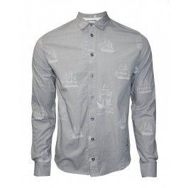 BOLONGARO TREVOR CASTAWAY SHIRT - Shirts - Menswear