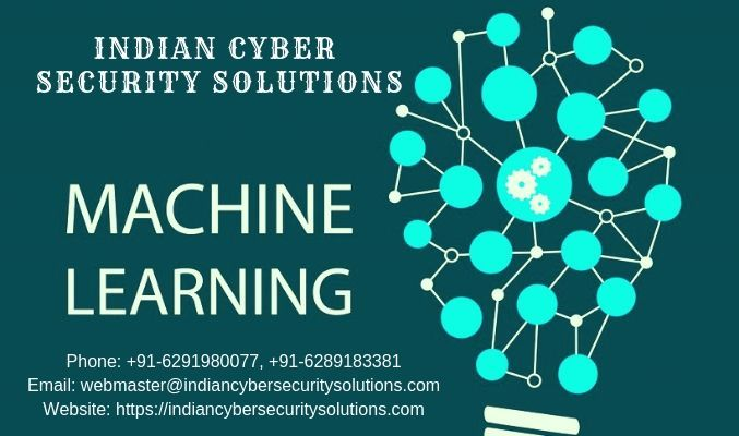 Are You Looking For The Best Machine Learning Training In Bangalore Take Hands Of Indian Cyber S Machine Learning Machine Learning Training Security Solutions