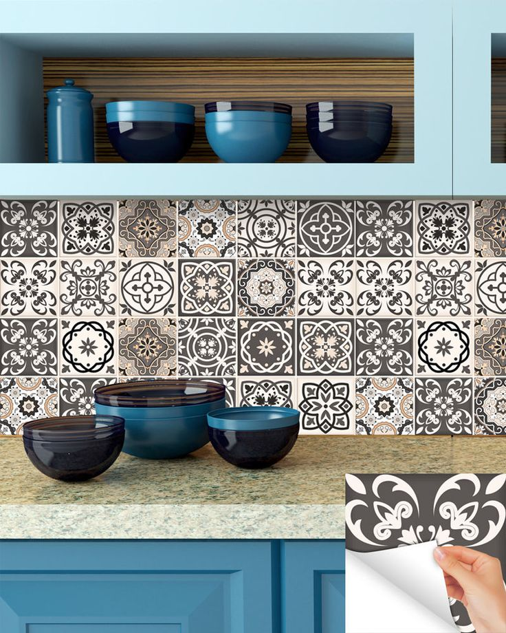 Best 25+ Tile Decals Ideas On Pinterest