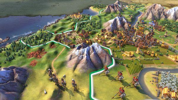 Pre-purchase Sid Meier's Civilization® VI on Steam
