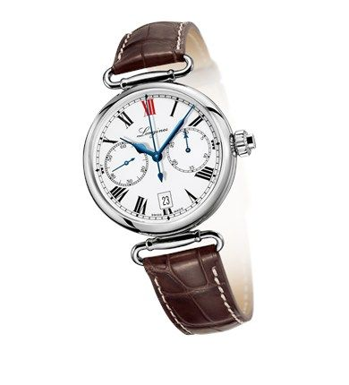 Longines Heritage Collection Heritage Chronograph 180th Anniversary Collection Men's Watch L2.776.4.21.3