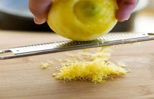 Esto es lo que sucede si comes esta fruta rallada