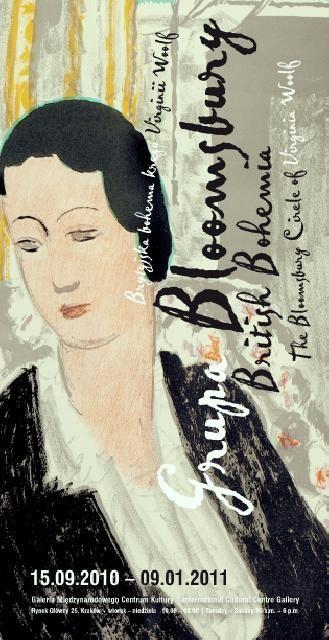 Grupa Bloomsbury. Brytyjska bohema kręgu Virginii Woolf (15.09.2010 - 09.01.2011)