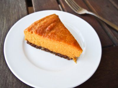 You may not be able to tell from all my pumpkin recipes, but I'm actually not a huge lover of pumpkin. It can be good depending on how it's used, but sweet potatoes have my heart. Sweet potato pie is what we have every year at Thanksgiving, and it's one of the things I most …