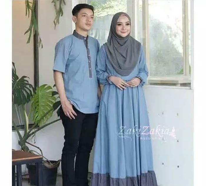 Baju Muslim Pasangan Suami Istri