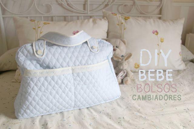 Blog costura y diy: Oh, Mother Mine DIY!!: DIY Bebé: Cómo hacer una bolsa para pañales