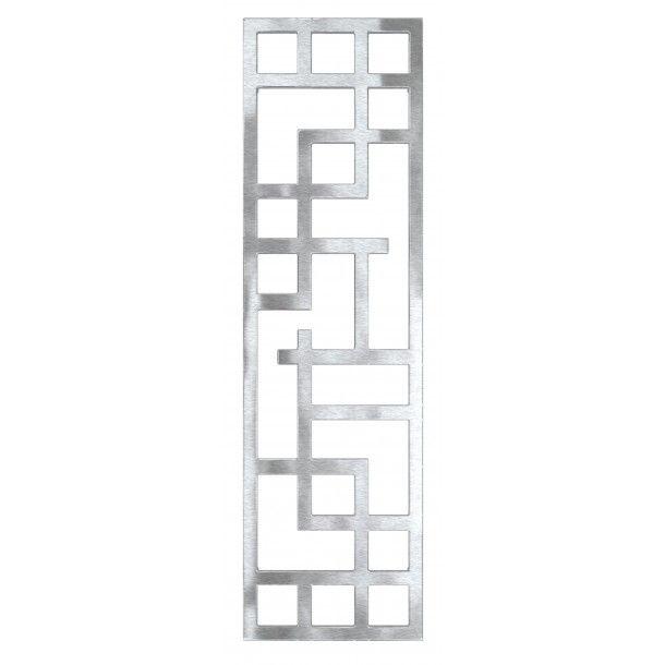 Maze Inox Szlifowany
