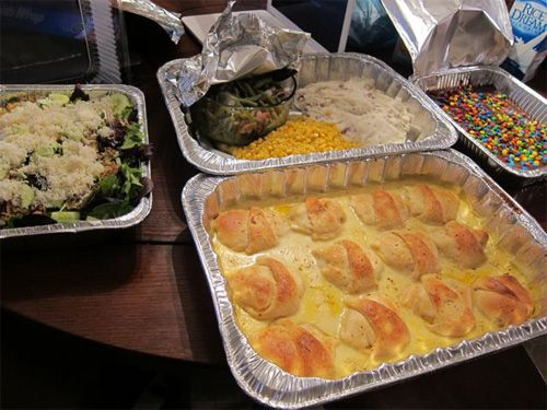 Top 13 Best Meals to Take to Someone: Freezer Meals, 13 Meals, Freezer Food, Meal Ministry, Ahead Meals, Crescent Chicken