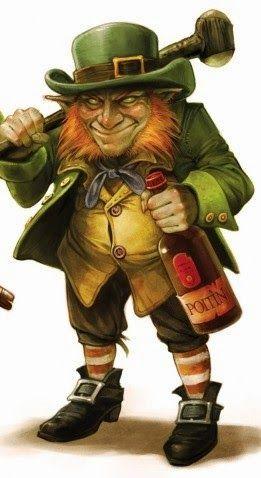 Irland Leprechaun