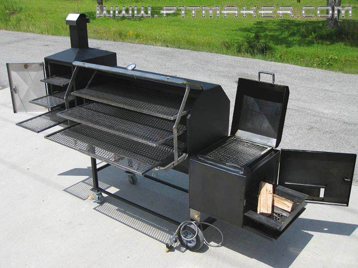 bbq pits in missouri