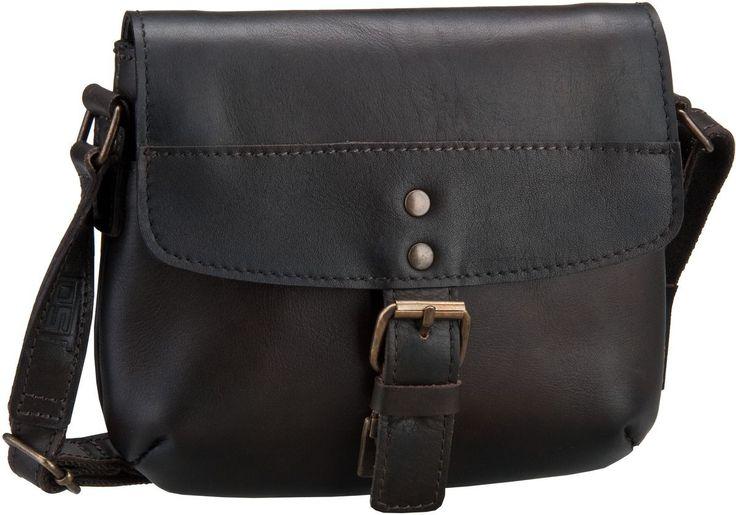 Jost Ranger 2448 Handtasche Braun - Abendtasche   Clutch