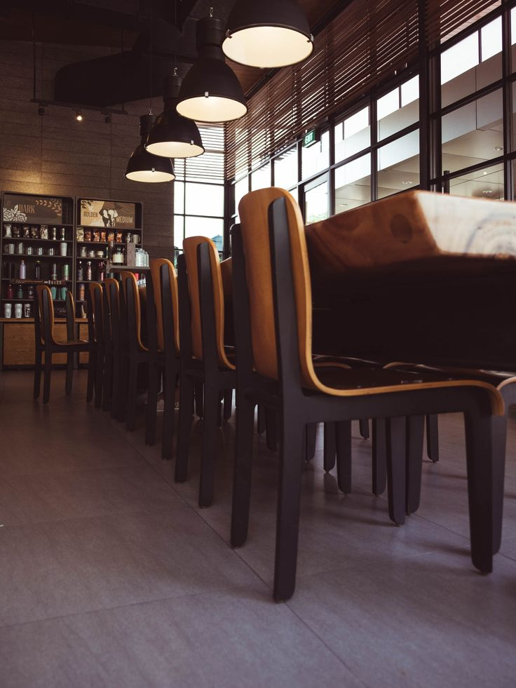 Best interior design restaurants cafes and bars