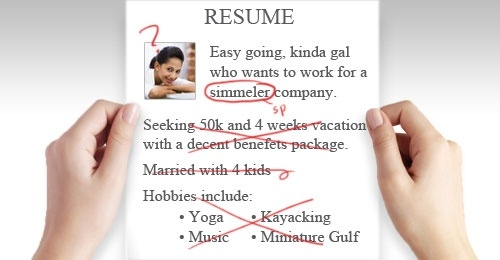 What Not to: Put on Your Resume (Part III)