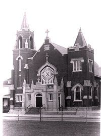 St. Anthony Parish in Indianapolis