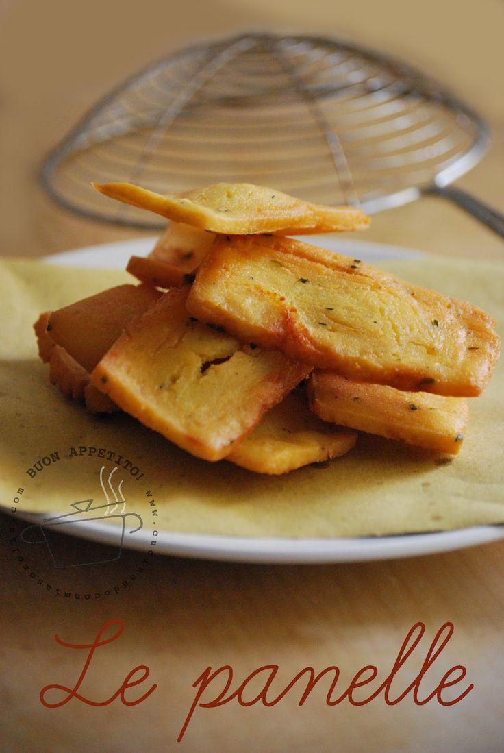 cucinando con mia sorella: Pane e Panelle -lo Street Food Palermitano-