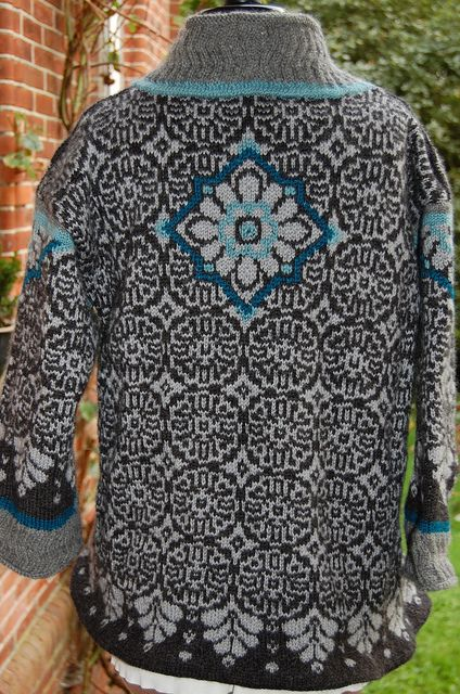 Ravelry: Rosalia pattern by Mary Ann Stephens