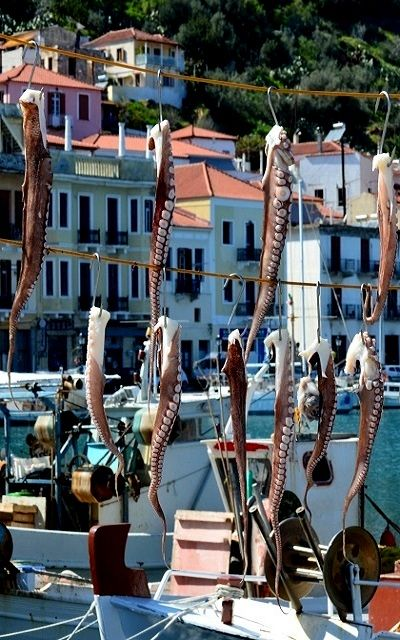 Gytheio, Lakonia (Peloponnese), Greece