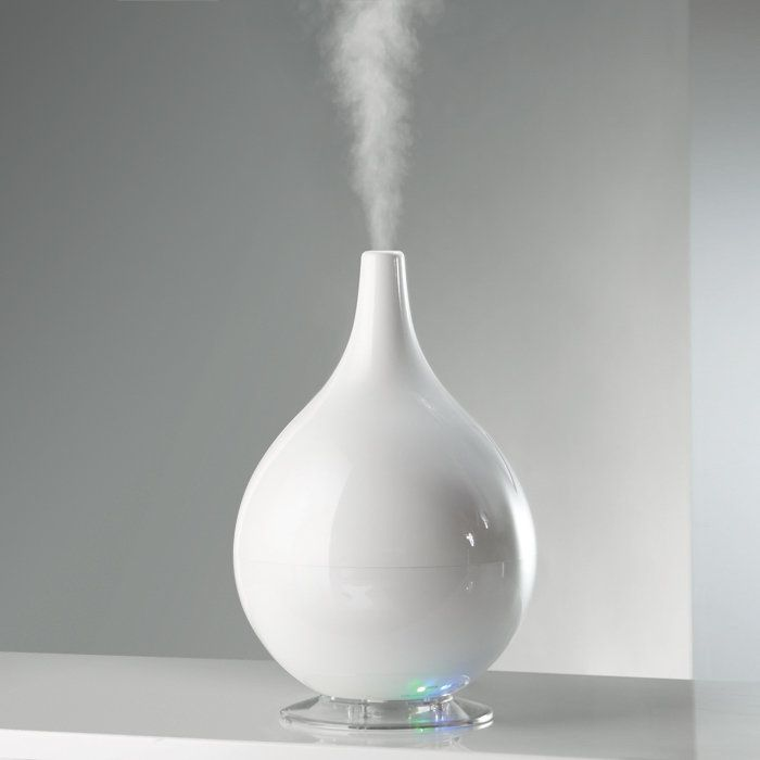 Broksonic Hybrid Ultrasonic Humidifier and Diffuser