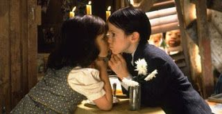 Image result for little rascals darla and alfalfa