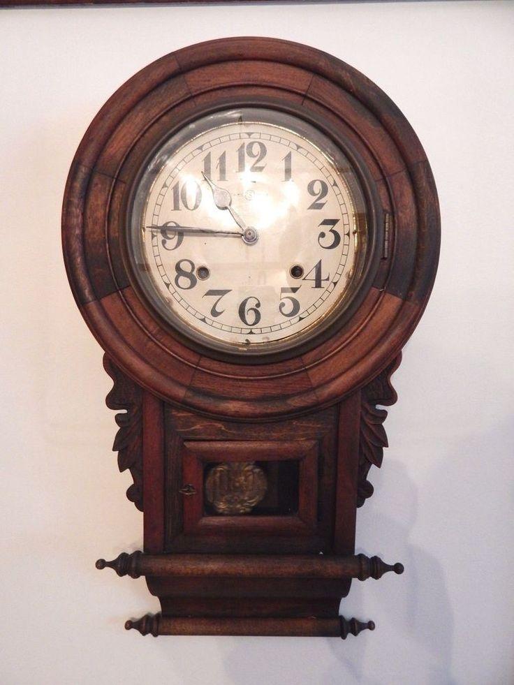 74 best REGULATER Wall Clocks images on Pinterest Antique clocks
