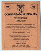 TB ENDORSED Adluh Complete Corn Muffin Mix (1lb)
