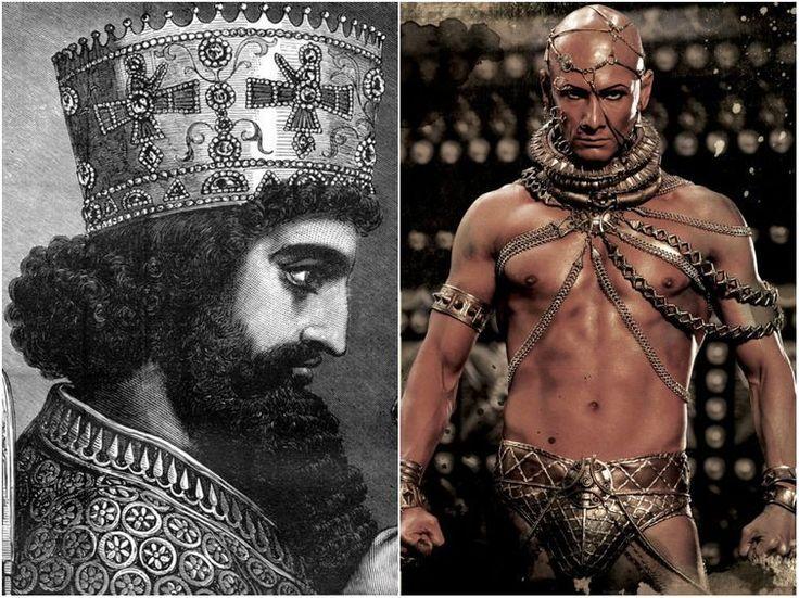 Как на самом деле выглядели исторические личности из известных фильмов (10 фото) | Чёрт побери