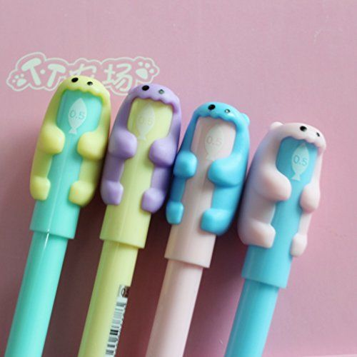 Angelangel 8 pcs With Free Gift Cute Novelty Kawaii Lovely Cartoon Cool Panda Mechanical Pencils With Erasers Set Gifts Prizes For Kids School Boys Girls Teens Kindergarten Family Angelangel http://www.amazon.com/dp/B00RRHUDO2/ref=cm_sw_r_pi_dp_StyMvb1K0DDEW