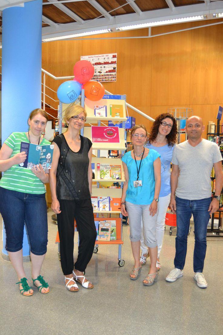 Felicitats des de la biblioteca de Cambrils!